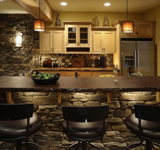 12 Ways to Add Beautiful Stone to Your Home