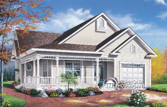"House Plan of the Week: ""Cottage Charm is in the Details"""