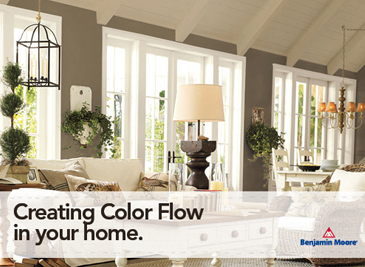 Decor: Paint Color Flow in Your Home