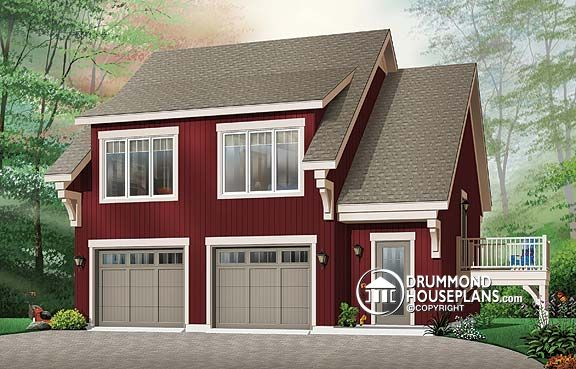 """House Plan of the Week: """"Carriage House Charisma!"""""""