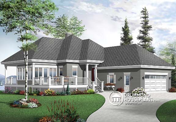 """Plan of the Week – """"Charming single-level living!"""""""