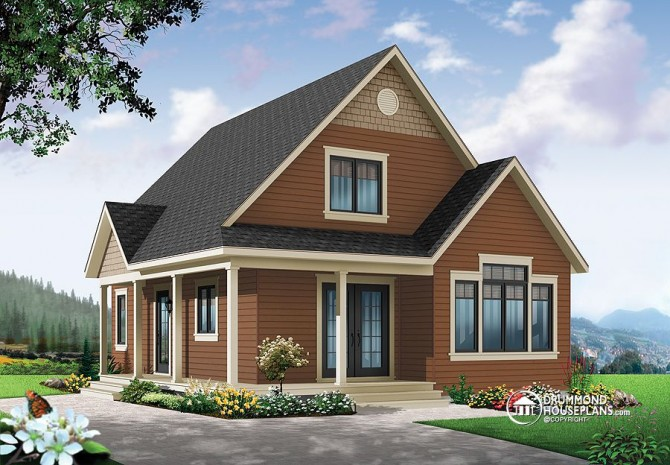 "House Plan of the Week: ""Begin With the Basics!"""