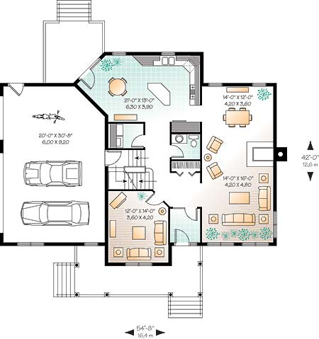 Interior Space Planning Basics