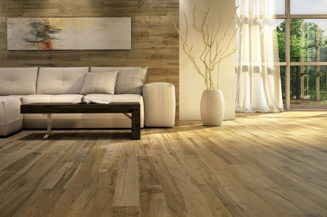 Air-Purifying Hardwood Flooring Hits the Market