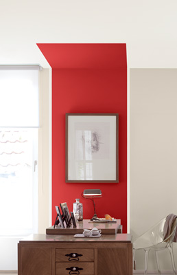 Decor Trends: Colour Zoning
