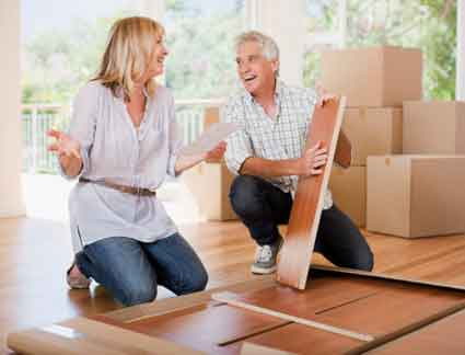 Home renovation tips for empty nesters