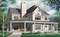 Charming Northwest Home Design by Drummond House Plans - no. 3832