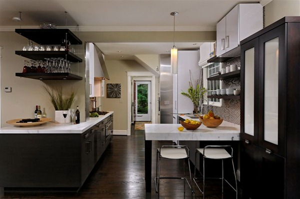4 Design Tips To Brighten A Dark Kitchen Drummond House Plans Blog