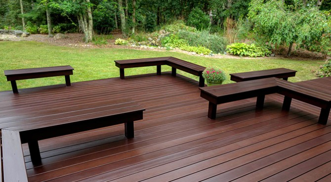 Decking Innovation – Perennial Wood