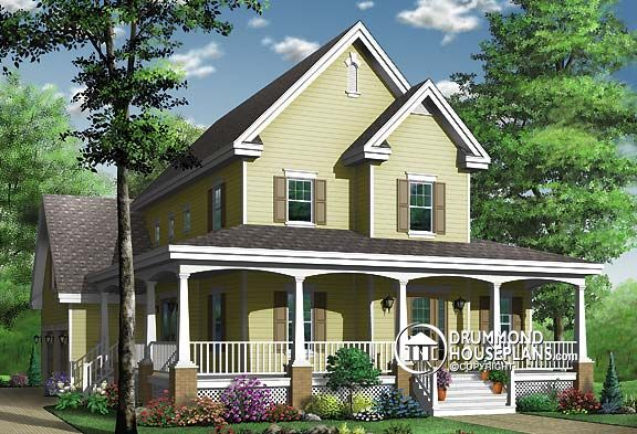 "Plan of the Week: ""Perfect Porch Promenade!"""