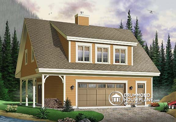 """Plan of the Week – """"A Carriage House to Love!"""""""