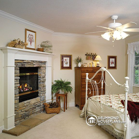 Gas Fireplace Maintenance Drummond House Plans Blog
