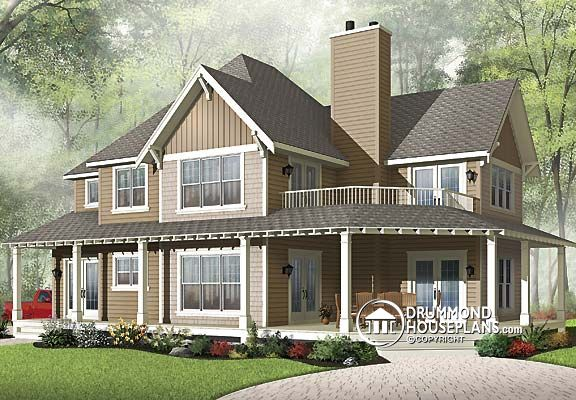 "House Plan of the Week: ""Country Cottage Cachet"""