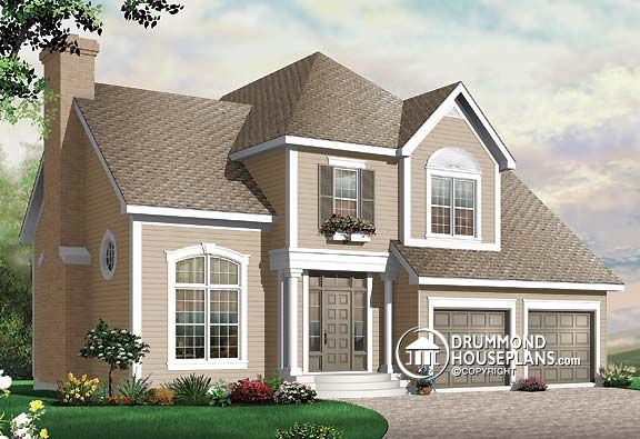 House Plan Of The Week 4 Bedroom Country Home Unique