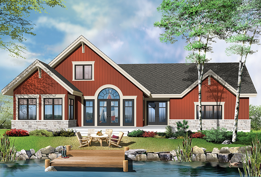 Craftsman home dhp archives drummond house plans blog for House plans blog