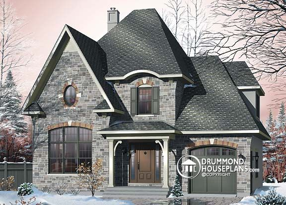 """Plan of the Week – """"Spectacular living room!"""""""