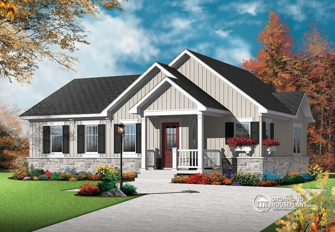 "House Plan of the Week: ""Bigger Bedrooms by Popular Demand!"""