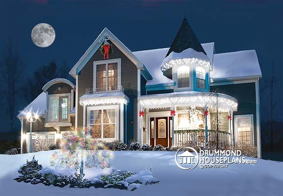 """Plan of the Week – """"Victorian Style & Comfort"""""""