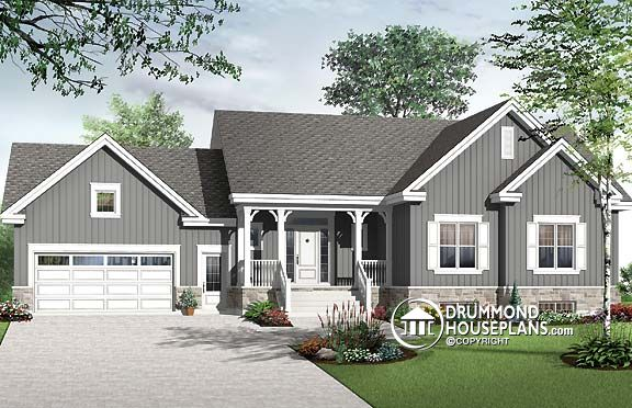 """Plan of the Week – """"Six-Bedroom Cottage!"""""""
