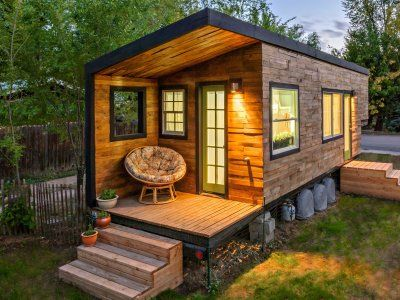 Tiny home : are you looking ideas to build yours?