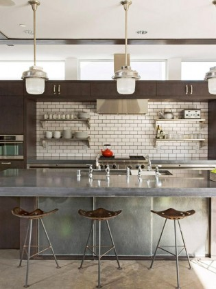 9 ideas to create an oasis of your kitchen island!