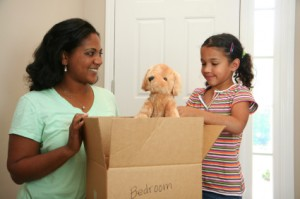How to Deal With Your Kids' Anxiety About Moving